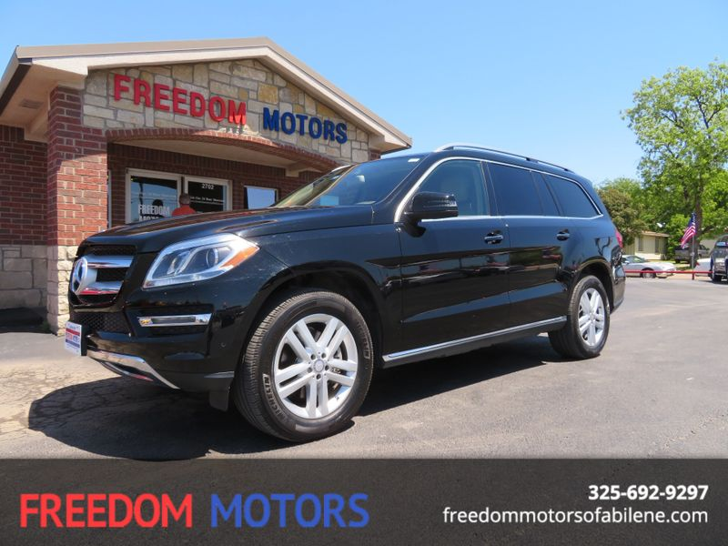 2014 Mercedes-Benz GL 350 BlueTEC | Abilene, Texas | Freedom Motors  in Abilene Texas