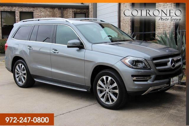 2014 Mercedes-Benz GL 450 4MATIC in Addison, TX 75001