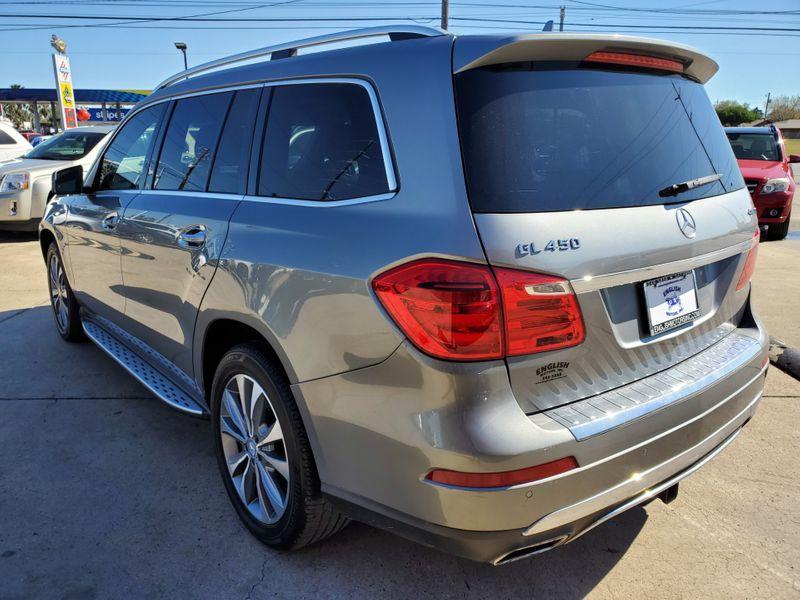 2014 Mercedes-Benz GL 450   Brownsville TX  English Motors  in Brownsville, TX