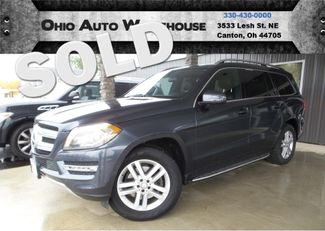 2014 Mercedes-Benz GL 450 4Matic Nav 3rd Row Roof 1-Own ClnCarfax We Finance | Canton, Ohio | Ohio Auto Warehouse LLC in Canton Ohio