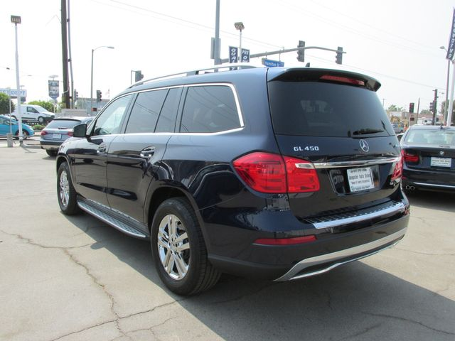 2014 Mercedes-Benz GL 450 4Matic in Costa Mesa, California 92627
