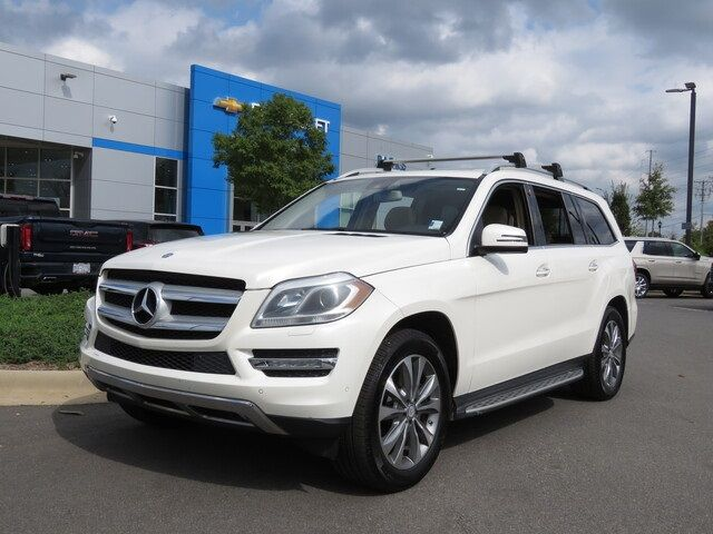 2014 Mercedes-Benz GL 450 GL 450