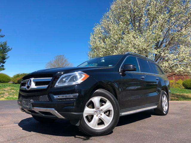 2014 Mercedes-Benz GL 450