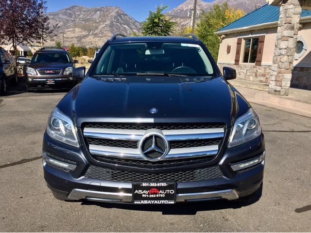 2014 Mercedes-Benz GL 450 GL450 4MATIC LINDON, UT 3
