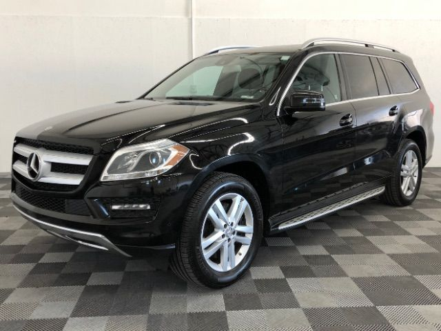 2014 Mercedes-Benz GL 450 GL450 4MATIC