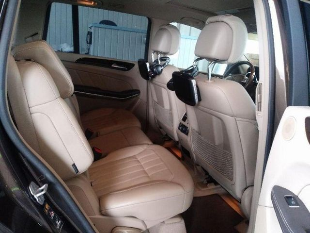 2014 Mercedes-Benz GL 450 GL 450 Madison, NC 2