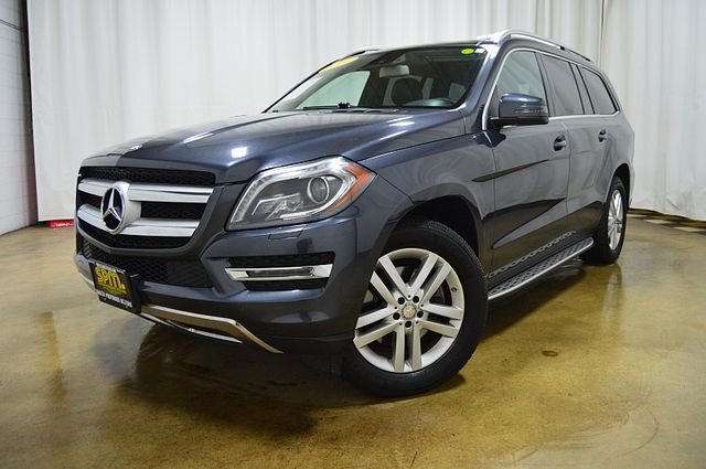 2014 Mercedes-Benz GL 450 4 Matic/ W Navi & Sunroof