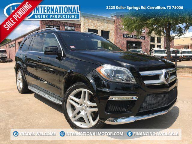 2014 Mercedes-Benz GL 550 in Carrollton, TX 75006
