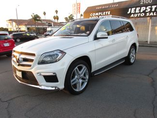 2014 Mercedes-Benz GL 550 4Matic in Costa Mesa, California 92627