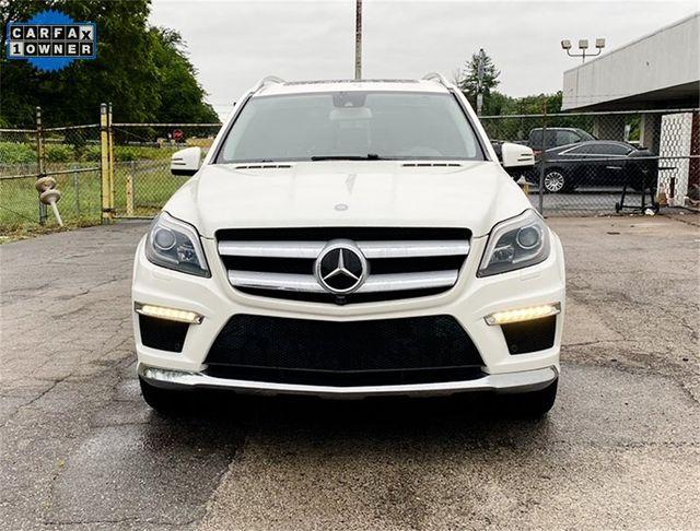 2014 Mercedes-Benz GL 550 GL 550 Madison, NC 6