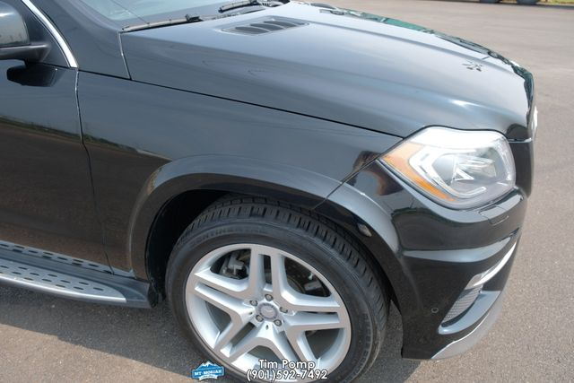 2014 Mercedes-Benz GL 550 AMG SPORT PACKAGE in Memphis Tennessee, 38115