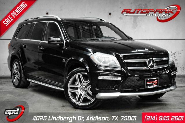 2014 Mercedes-Benz GL 63 AMG LOADED & Rear Entertainment Package