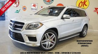 2014 Mercedes-Benz GL 63 AMG NIGHT VISION,ROOF,NAV,360 CAM,HTD/COOL LTH,... in Carrollton TX, 75006