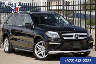 2014 Mercedes-Benz GL GL550 Clean Carfax One Owner Loaded in Plano Texas, 75093