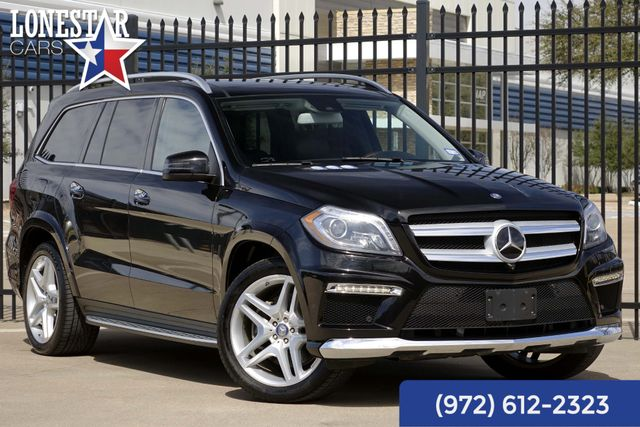 2014 Mercedes-Benz GL GL550 Clean Carfax One Owner Loaded