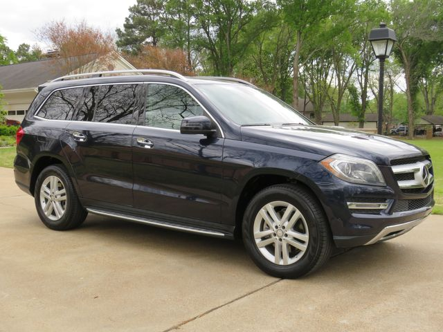 2014 Mercedes-Benz GL350 4MATIC BlueTEC Diesel