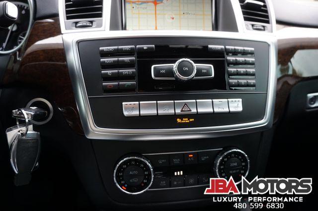 2014 Mercedes-Benz GL450 4MATIC AWD GL Class 450 ~ Rear DVD Entertainment in Mesa, AZ 85202