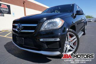 2014 Mercedes-Benz GL63 AMG GL Class 63 AWD SUV ~ HUGE $122k MSRP - Rear DVD! | MESA, AZ | JBA MOTORS in Mesa AZ