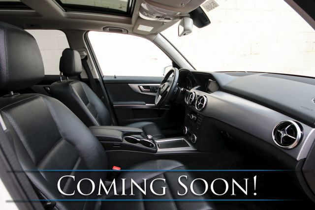 2014 Mercedes-Benz GLK350 4MATIC AWD Crossover w/Navigation, Panoramic Moonroof, Heated Seats & B.T. Audio in Eau Claire, Wisconsin 54703