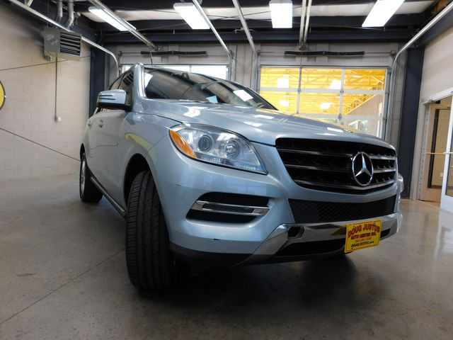 2014 Mercedes-Benz ML 350 350 4MATIC in Airport Motor Mile ( Metro Knoxville ), TN 37777