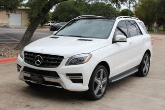 2014 Mercedes-Benz ML 350 BlueTEC in Austin, Texas 78726