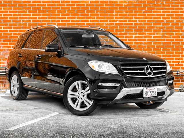 2014 Mercedes-Benz ML 350 BlueTEC Burbank, CA 1