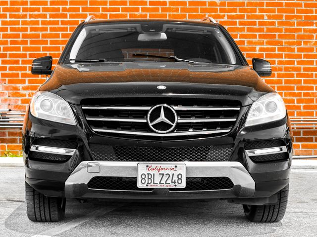 2014 Mercedes-Benz ML 350 BlueTEC Burbank, CA 2