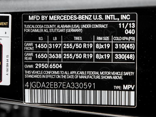 2014 Mercedes-Benz ML 350 BlueTEC Burbank, CA 28
