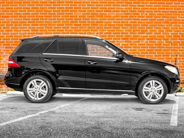2014 Mercedes-Benz ML 350 BlueTEC Burbank, CA 4