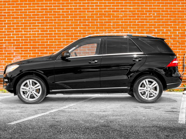 2014 Mercedes-Benz ML 350 BlueTEC Burbank, CA 5