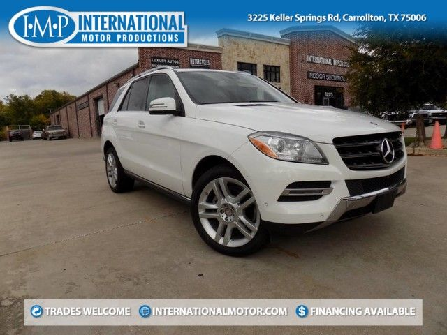 2014 Mercedes-Benz ML 350 ML 350 *0-Accidents