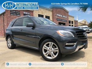 2014 Mercedes-Benz ML 350 BlueTEC in Carrollton, TX 75006