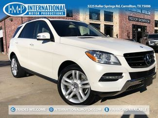 2014 Mercedes-Benz ML 350 ONE OWNER in Carrollton, TX 75006