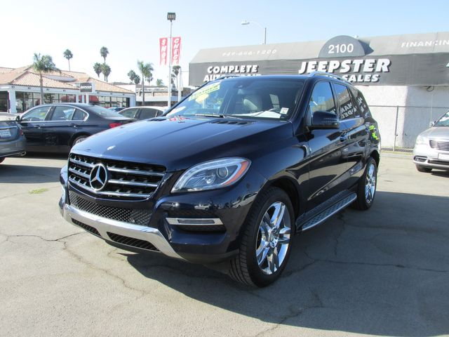 2014 Mercedes-Benz ML 350 SUV in Costa Mesa, California 92627