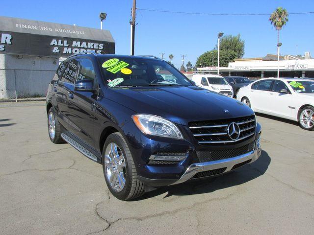 2014 Mercedes-Benz ML 350 SUV in Costa Mesa, California 92627
