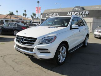 2014 Mercedes-Benz ML 350 4Matic SUV in Costa Mesa, California 92627