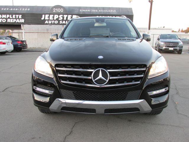 2014 Mercedes-Benz ML 350 4Matic in Costa Mesa, California 92627