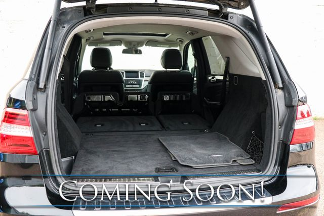 """2014 Mercedes-Benz ML350 4Matic AWD Luxury SUV w/Black 20"""" Rims, Nav, Backup Cam, Heated Seats & Blutooth Audio in Eau Claire, Wisconsin 54703"""