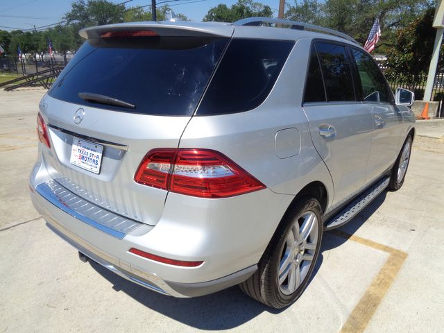 2014 Mercedes-Benz ML 350 350 in Houston, TX 77075