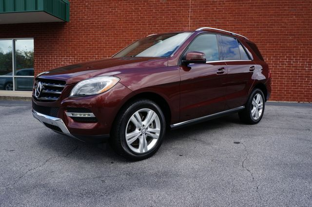 2014 Mercedes-Benz ML 350 4 MATIC