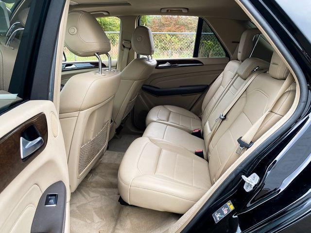 2014 Mercedes-Benz ML 350 ML 350 Madison, NC 22