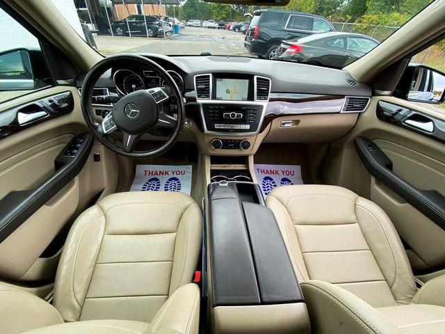2014 Mercedes-Benz ML 350 ML 350 Madison, NC 23
