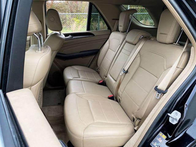 2014 Mercedes-Benz ML 350 ML 350 Madison, NC 24