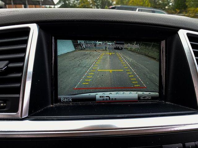 2014 Mercedes-Benz ML 350 ML 350 Madison, NC 35
