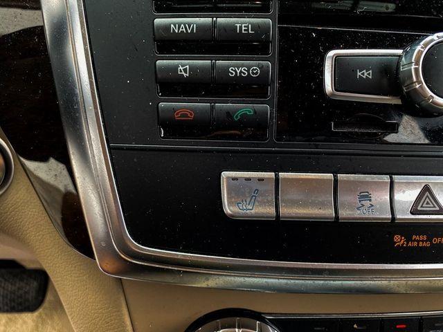 2014 Mercedes-Benz ML 350 ML 350 Madison, NC 37