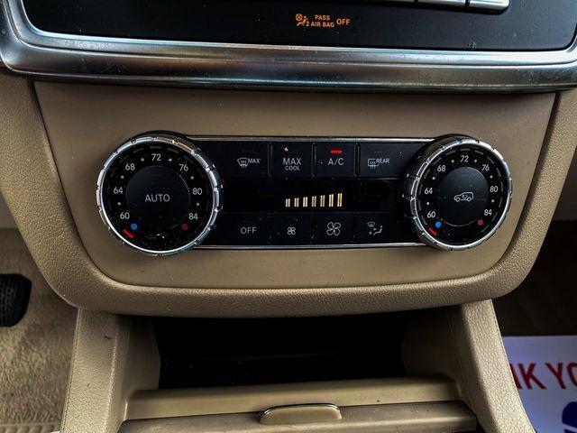 2014 Mercedes-Benz ML 350 ML 350 Madison, NC 38