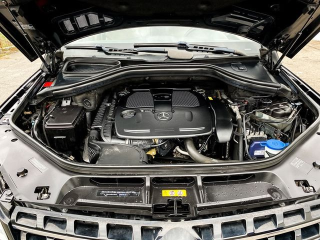 2014 Mercedes-Benz ML 350 ML 350 Madison, NC 41