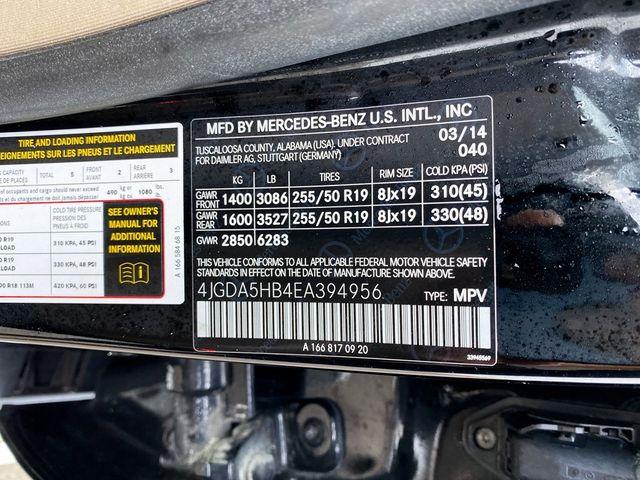 2014 Mercedes-Benz ML 350 ML 350 Madison, NC 45