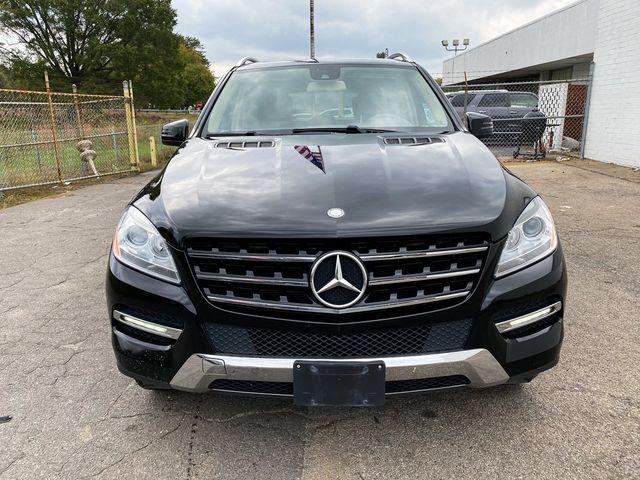 2014 Mercedes-Benz ML 350 ML 350 Madison, NC 6
