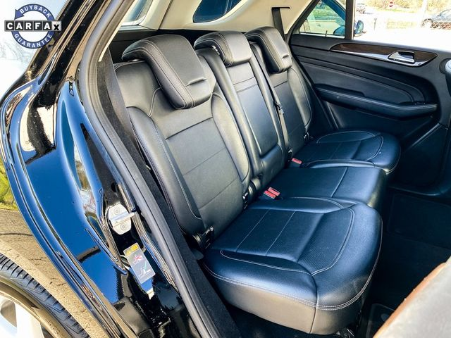 2014 Mercedes-Benz ML 350 BlueTEC Madison, NC 34